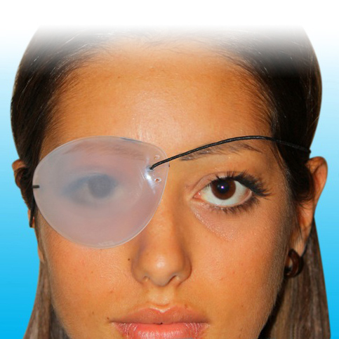 Translucent Eye Patch (VTE)
