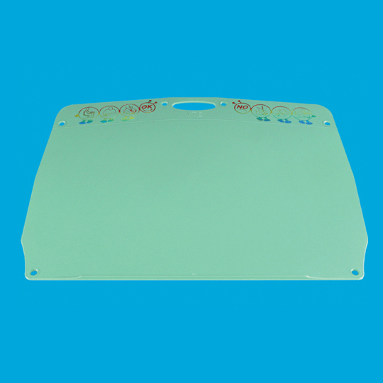 Visual Hygiene Board (VTE) - Child Size