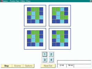 Gary Vogel Squares Software (5 CD's)