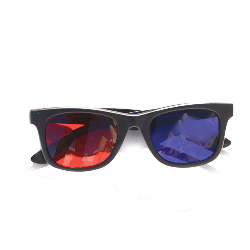 HTS Red/Blue Goggle