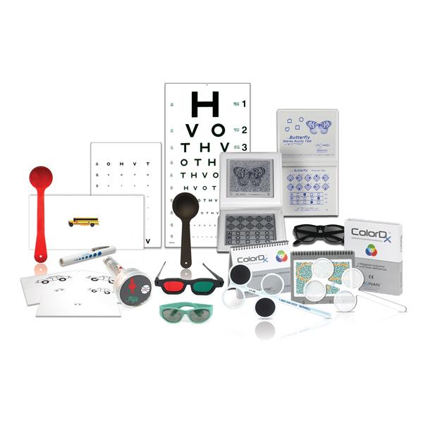 Preschool Screening Battery Kit