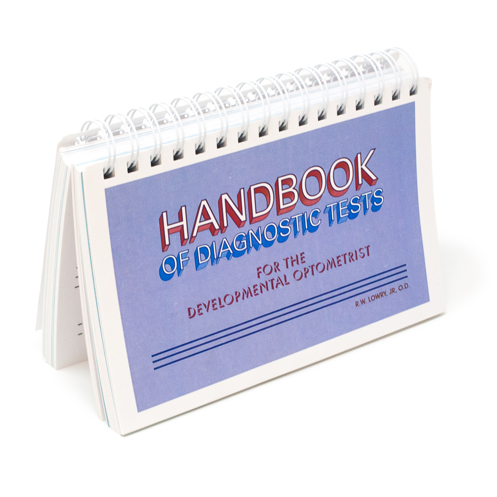 Handbook of Diagnostic Test for the Developmental Optometrist