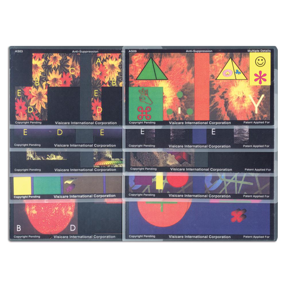 Morgenstern Color Fusion Cards - Anti-Suppression