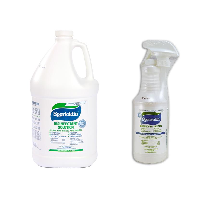 Sporicidin® Disinfectant Solution - Original Scent