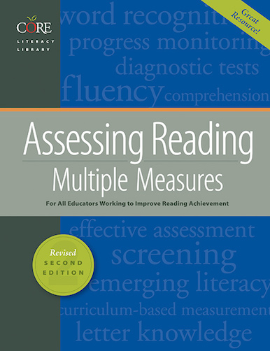 Assessing Reading: Multiple Measures (Revised 2nd Edition)