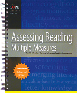 Assessing Reading: Multiple Measures (2nd Edition)