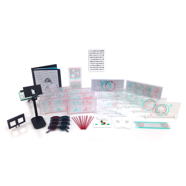 Vision Therapy Starter System (Good Starter Kit)