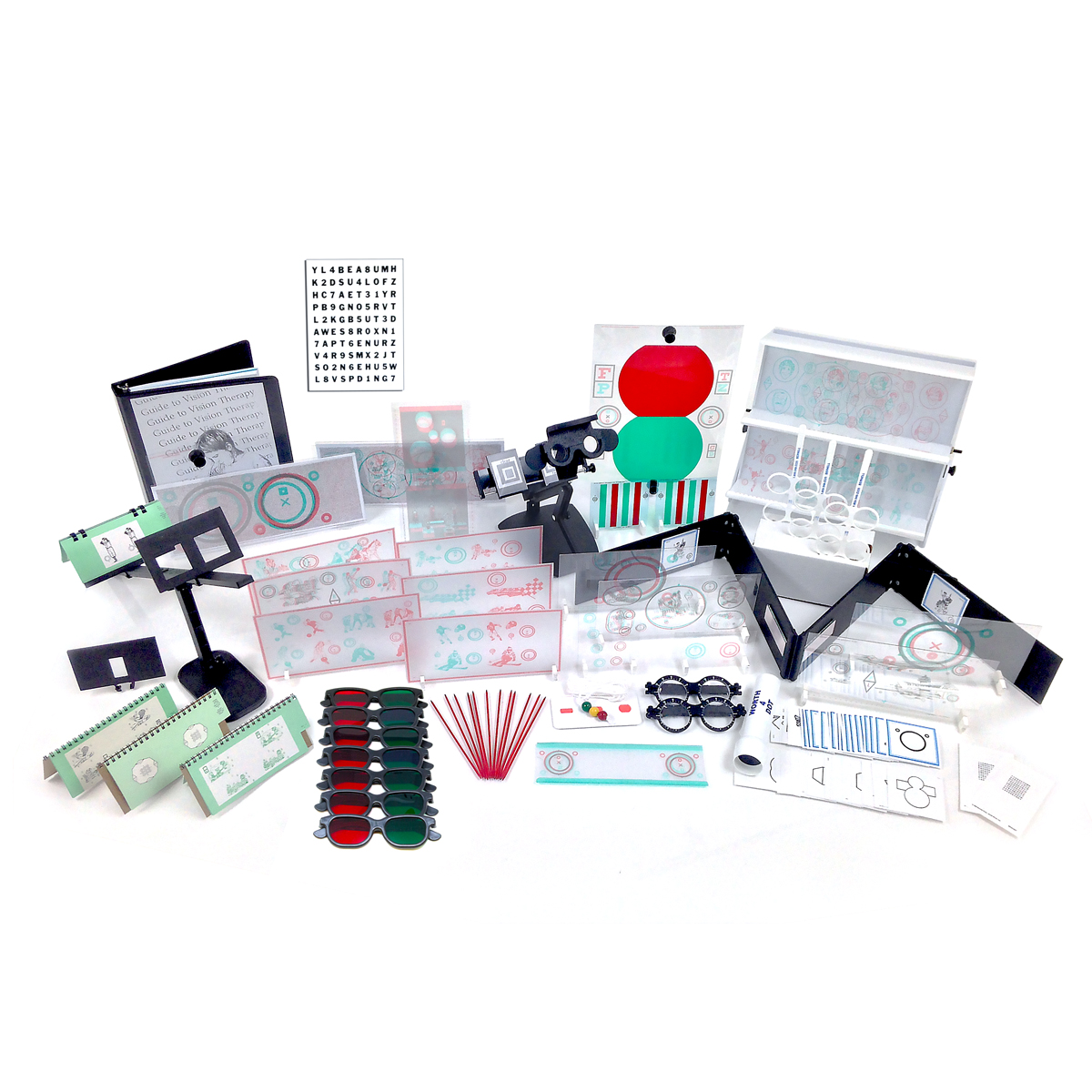 Expanded Vision Therapy Starter System (Better Starter Kit)