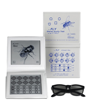 Fly Acuity Test with Lea SYMBOLS®