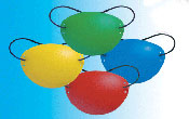 Colored Eye Patch (VTE) - Pkg. of 36
