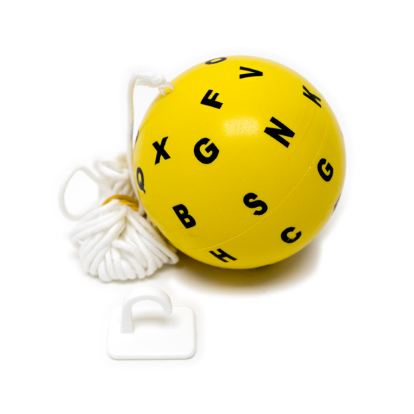 Soft Training Ball (VTE) (Sold per Unit) - Letters Only