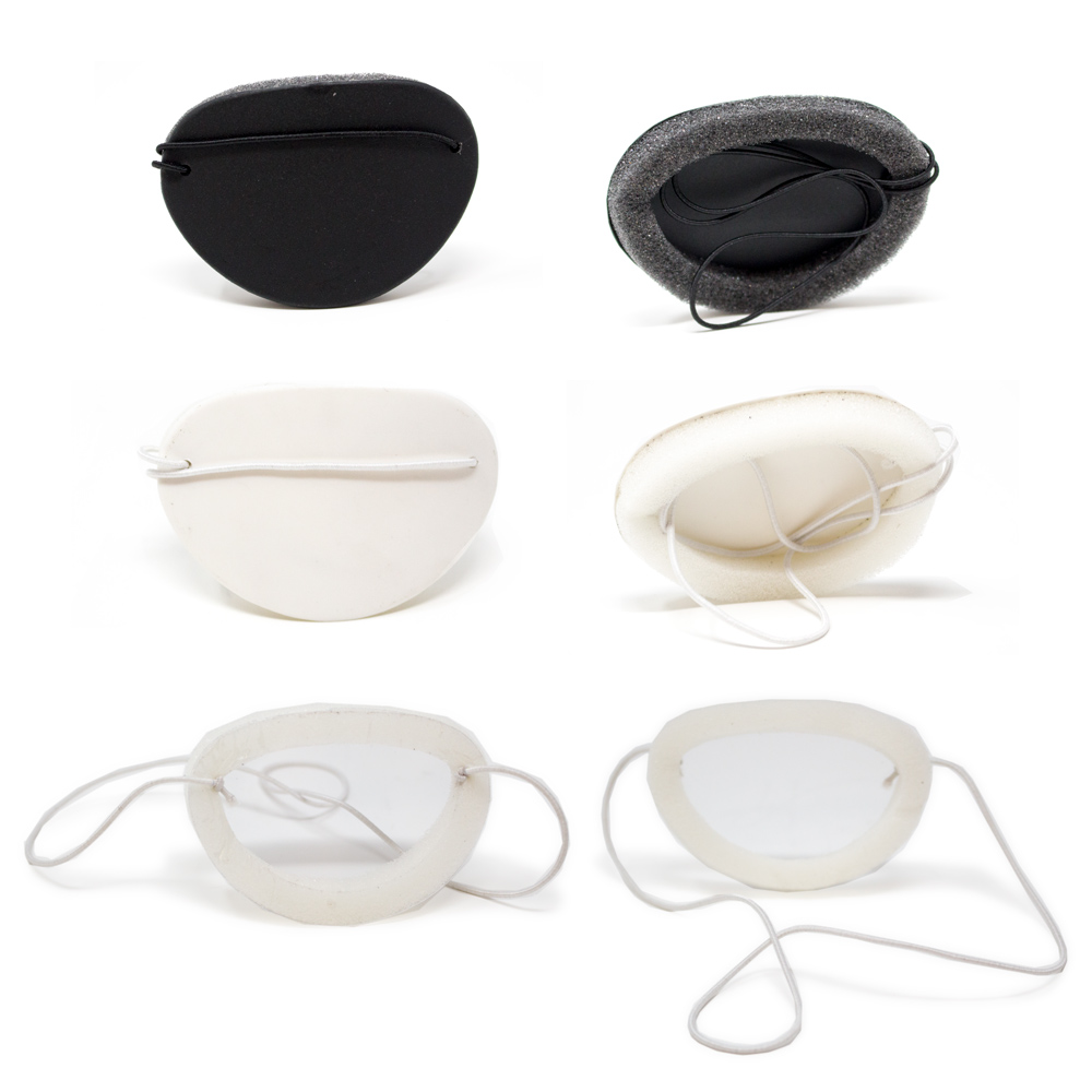Eye Shields with Foam