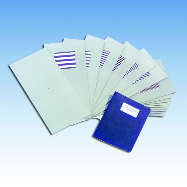 Teller Acuity Cards™ II