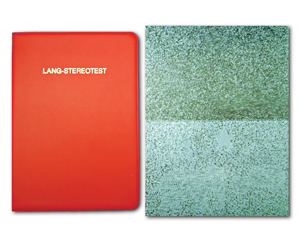 Lang Stereo Test