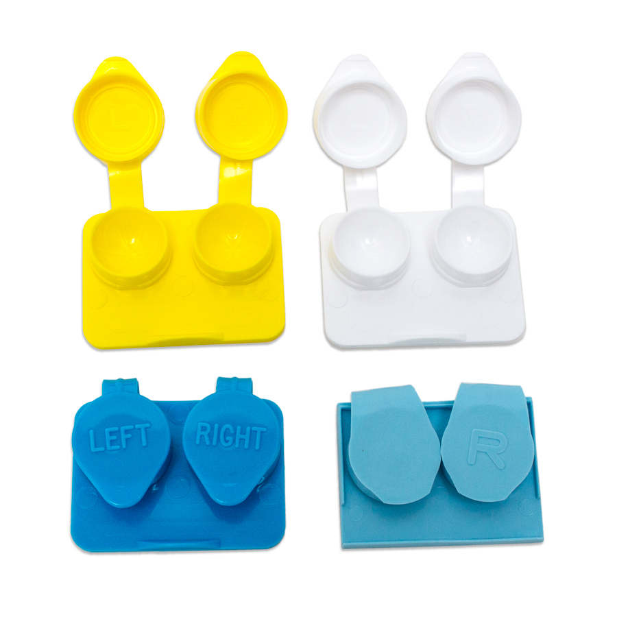 Jumbo Contact Lens Cases (Pkg. of 50)
