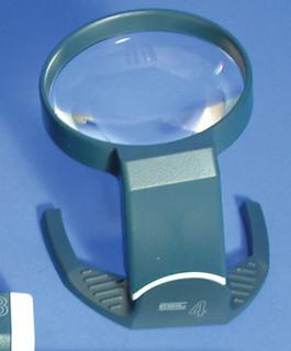 (D) Coil High Power Cantilever Tilt Stand 3x Magnifier