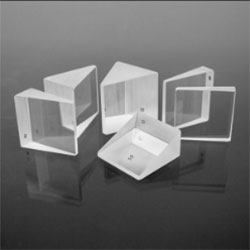 Square Plastic Prisms (37mm)
