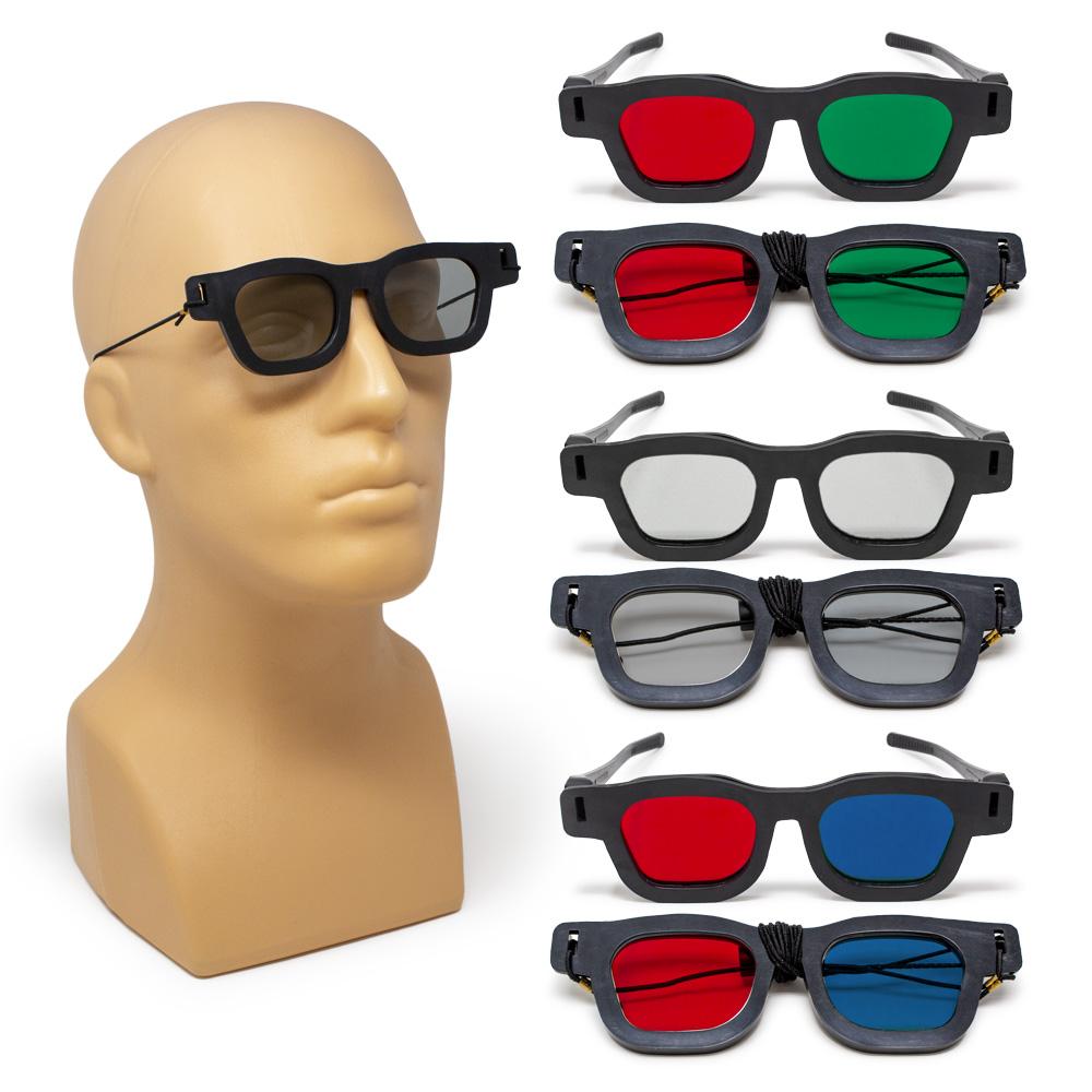 Original Bernell Model Goggles