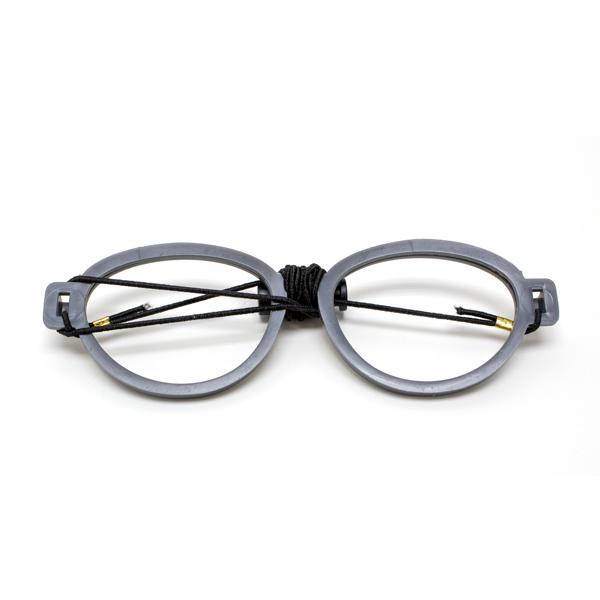 Modern Model Goggles with Elastic (Grey Frame Only)