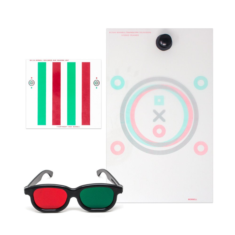 """Stereo Trainers (900 Series) - 6"""" Target"""