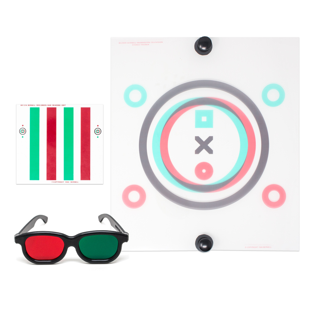 """Stereo Trainers (900 Series) - 9"""" Target"""