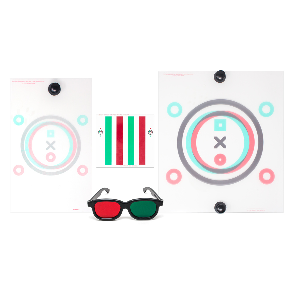 Stereo Trainers (900 Series) - Red/Green