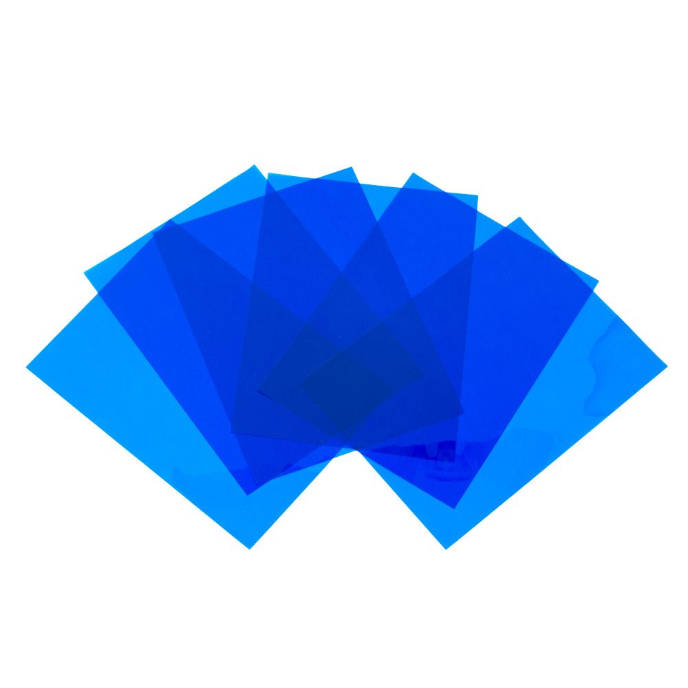 Solan Blue Filter Sheets (6 Sheets)