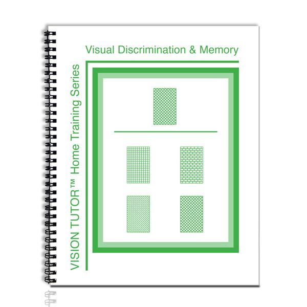Visual Discrimination & Memory Workbook (Book 1)