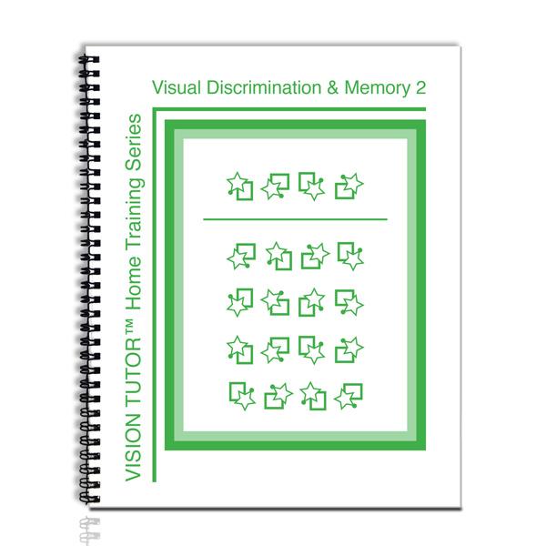 Visual Discrimination & Memory Workbook (Book 2)