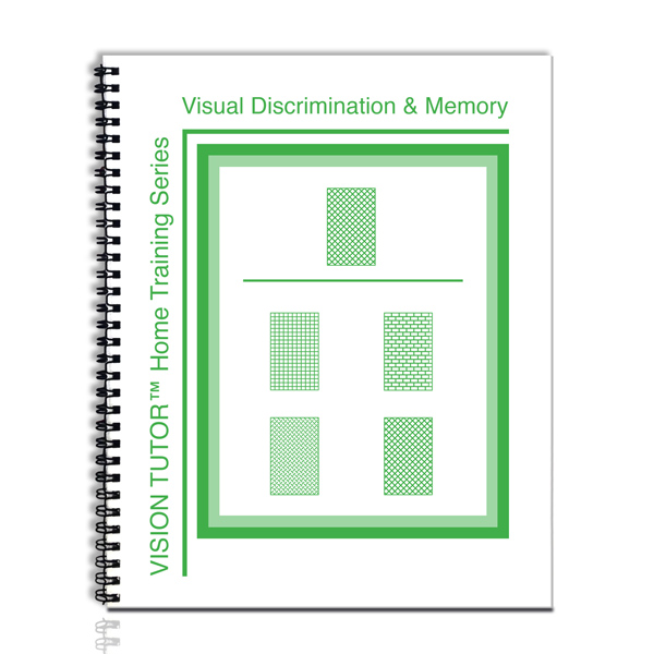 Visual Discrimination and Memory Workbooks