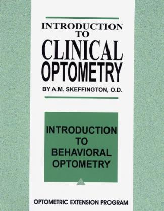 Intro to Clinical Optometry
