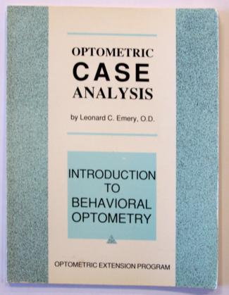 Optometric Case Analysis