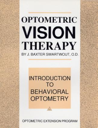 Optometric Vision Therapy