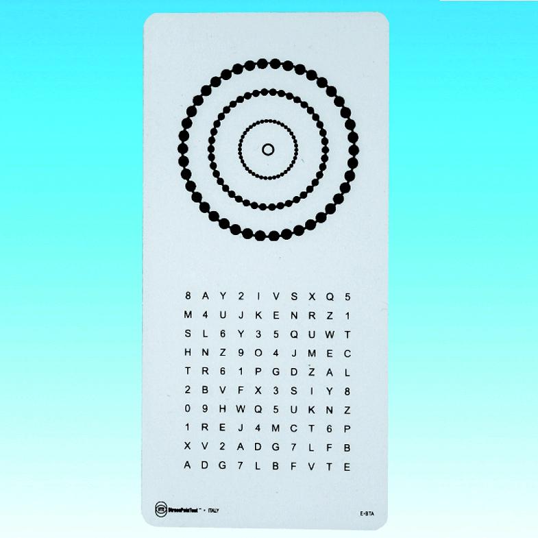 Bull's Eye Target (VTE) for Adults