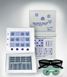 Random Dot 2 Acuity Test with Lea Symbols®