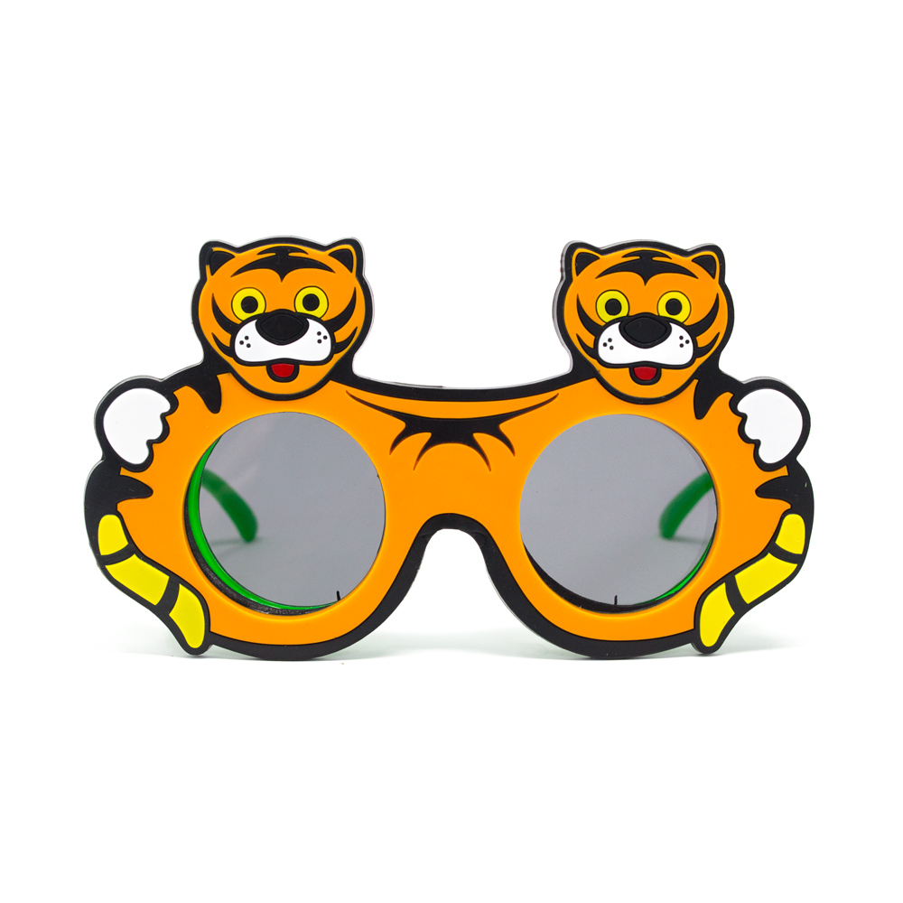 Fun Foam Goggles - Polarized Tiger