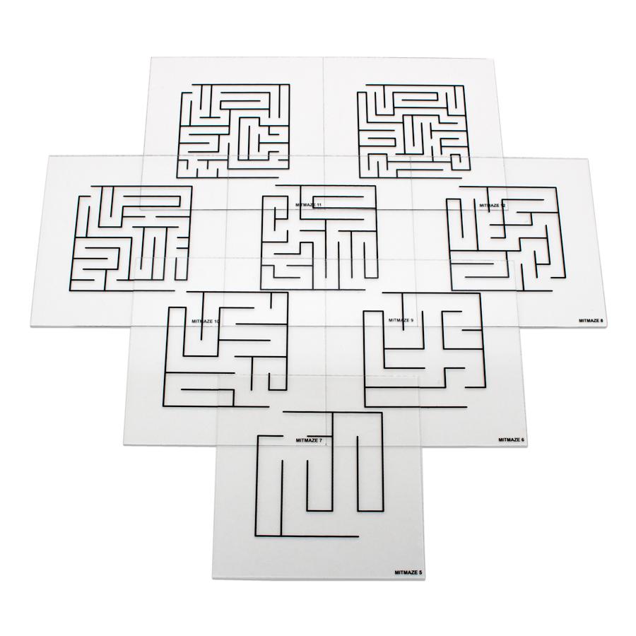 MIT™ Training Mazes