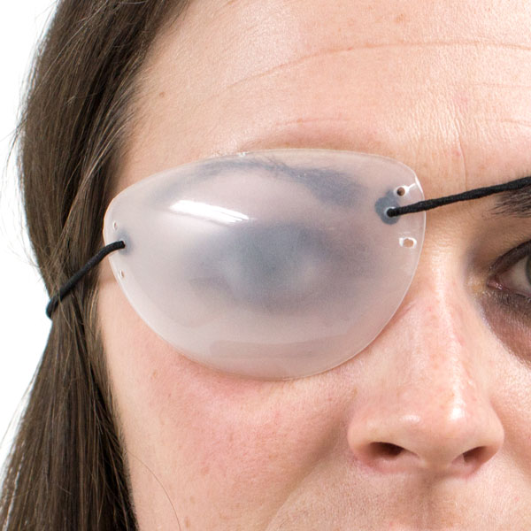 Flexible Translucent Eyepatches<br> (Pkg. of 12)
