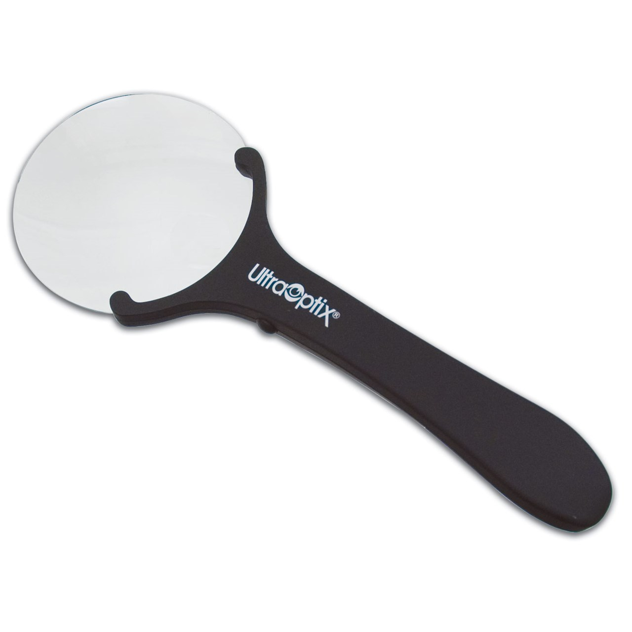 3.5'' Round LED Rimless Magnifier