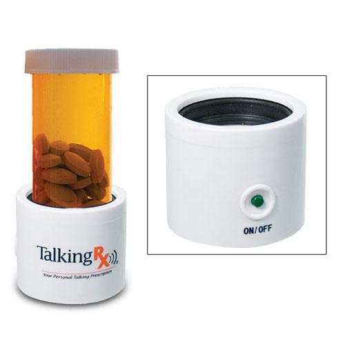 Talking Medicine Bottle
