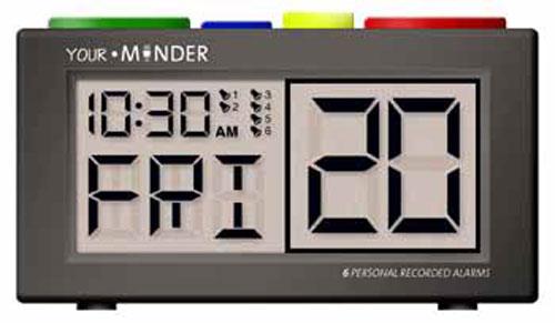 Talking Reminder Alarm/Clock