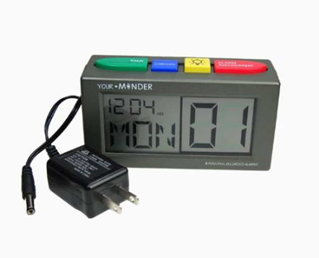 Adapter for Reminder Clock/Alarm