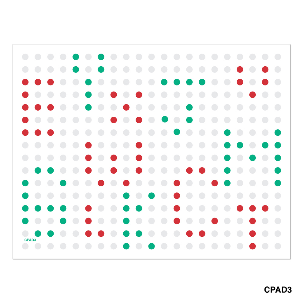 Chris's Game - Pad 3 (25 sheets)