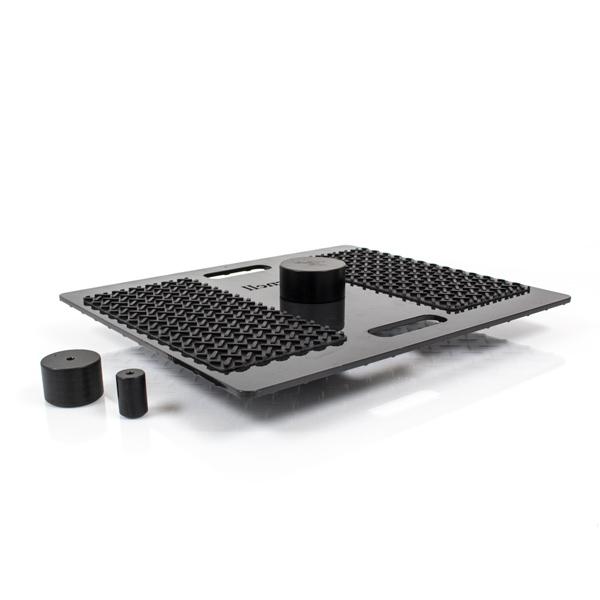 Aluminum Balance Board (Kit)