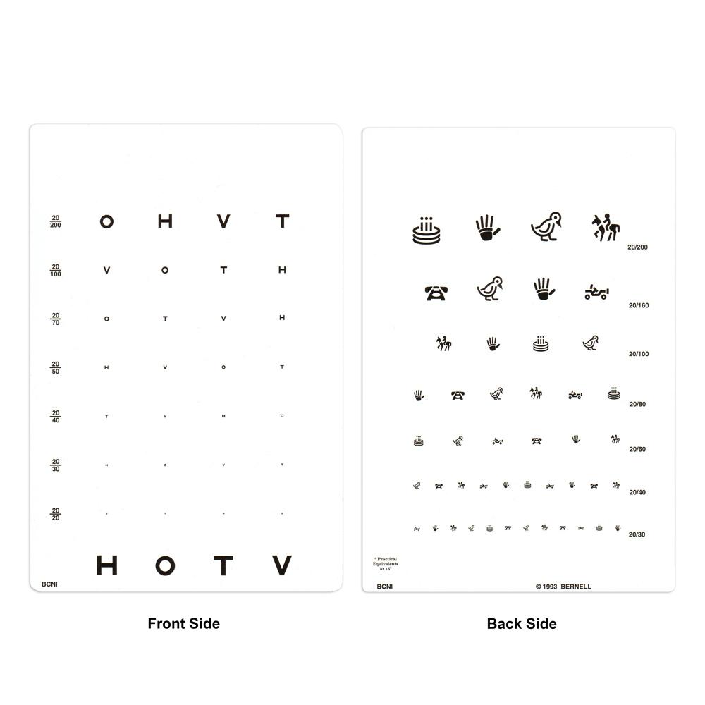 Hotv near card symbol tests illiterate tests bernell corporation hotv near card nvjuhfo Gallery