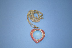4x Heart Pendant Jewelry