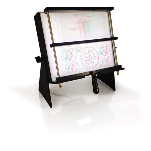 Free Space Illuminator Only--No Slide Holder
