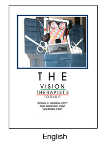 The Vision Therapist's Toolkit Book (English)