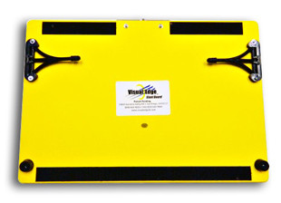 Visual Edge™ Slant Board - Yellow