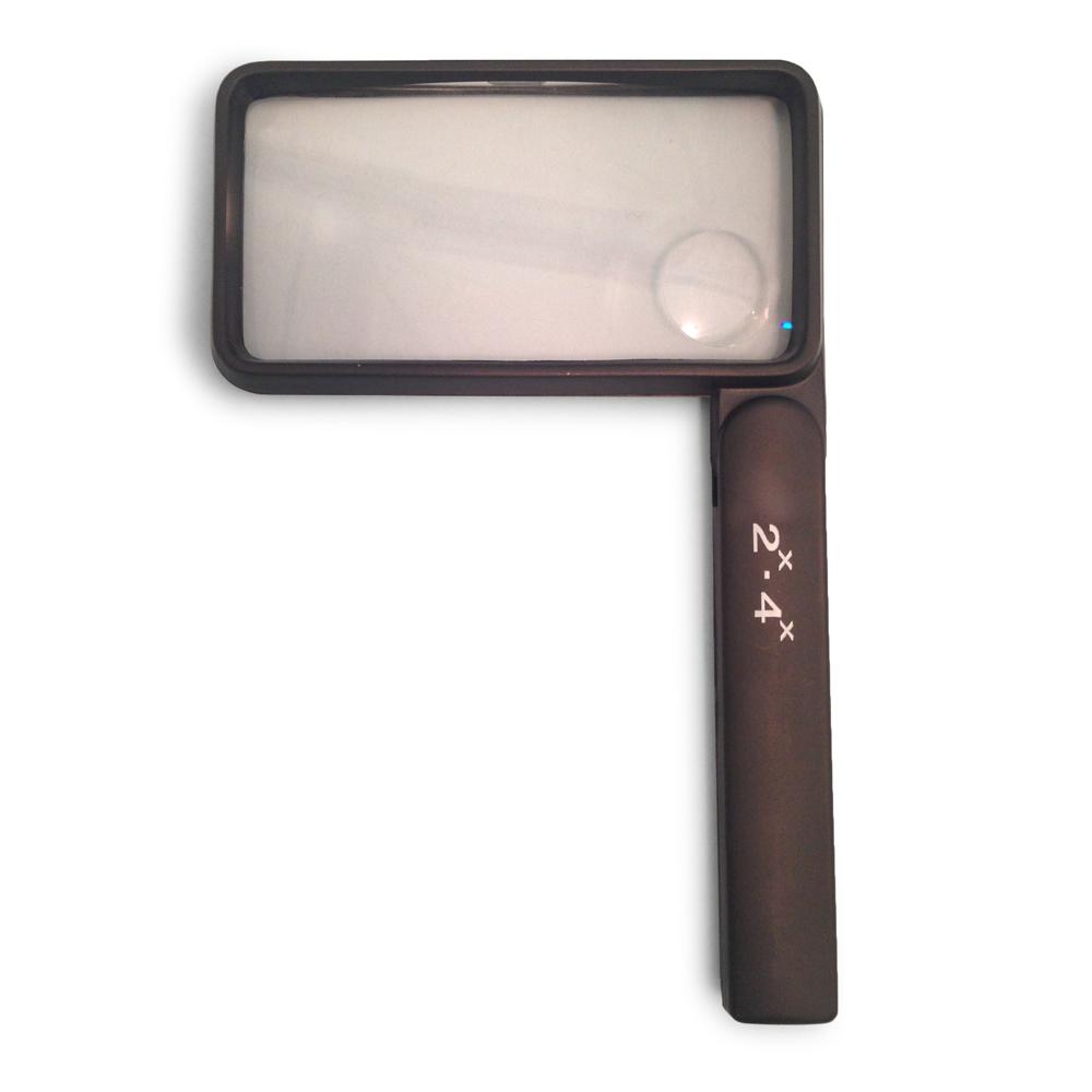 Double Folding Magnifier